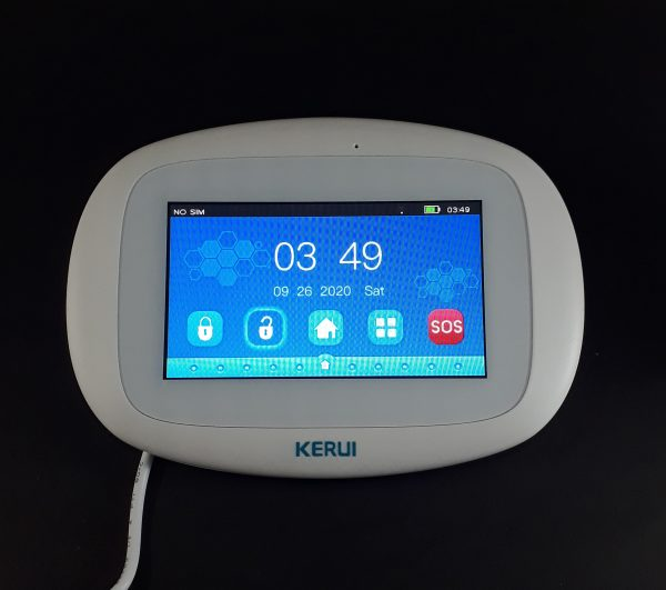 Alarma GSM WIFI PSTN K52