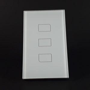 Interruptor inteligente 3 Vías Broadlink Tc2