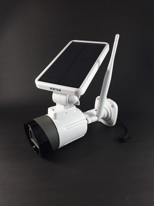 camara solar wifi