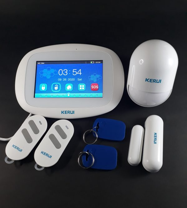 Alarma GSM WIFI PSTN K5